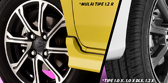 14 Inchi Alloy Wheel Design