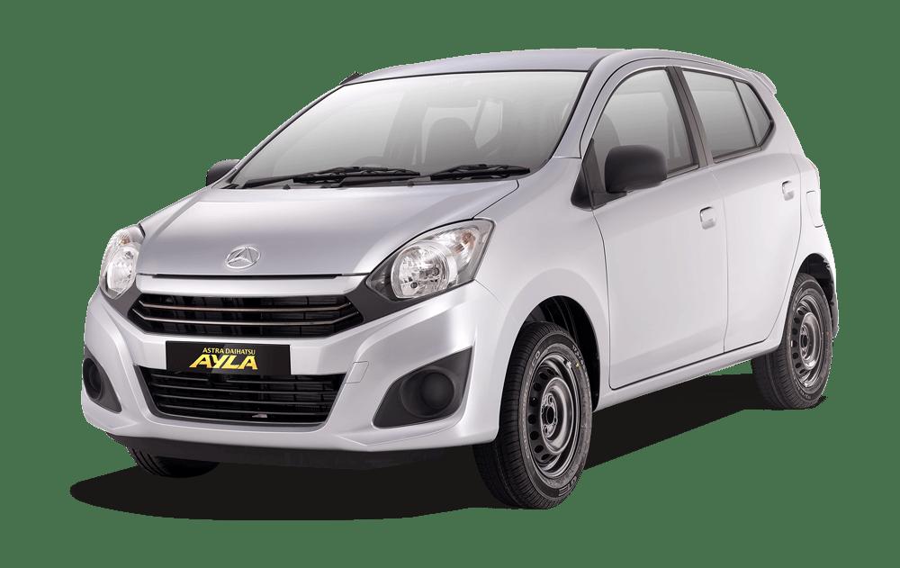 Daihatsu Ayla 1.0 D MT E4