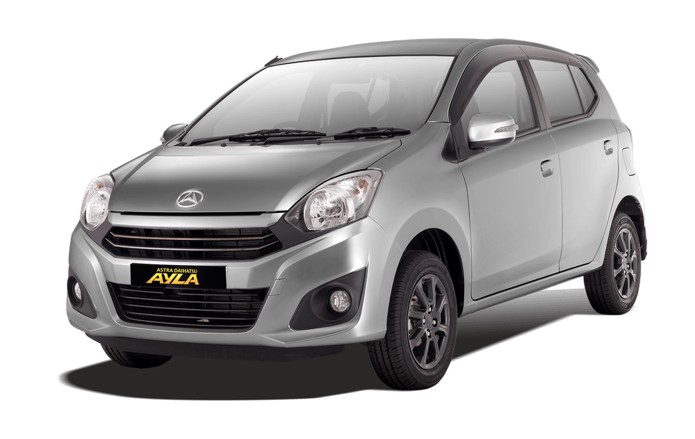 Daihatsu Ayla 1.0 X AT