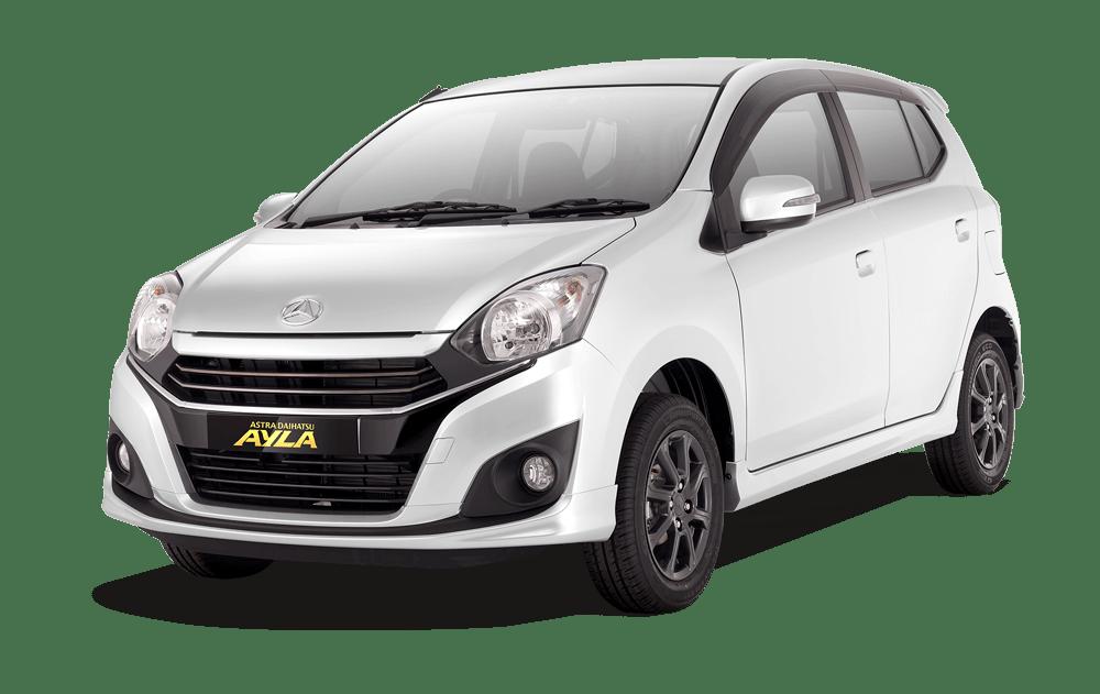 Daihatsu Ayla 1.0 X Deluxe MT