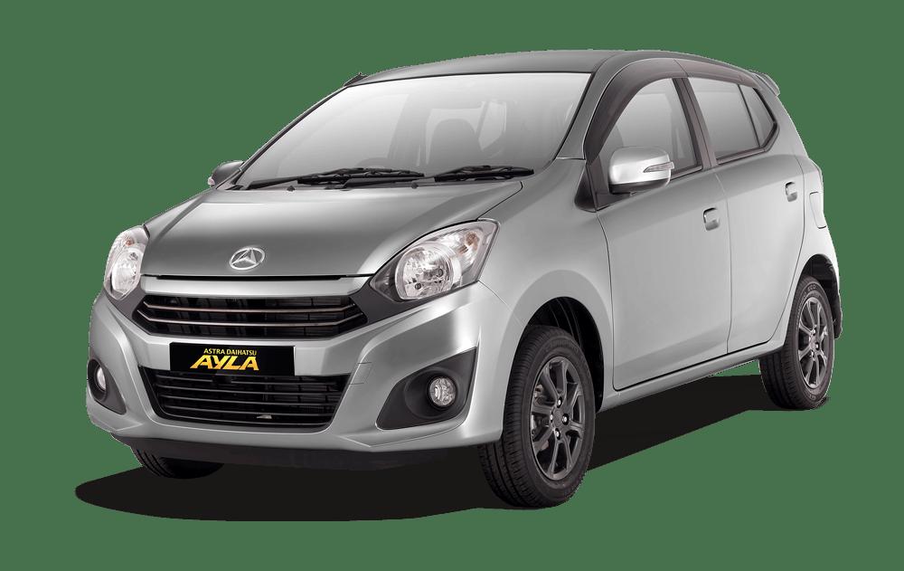 Daihatsu Ayla 1.0 X MT