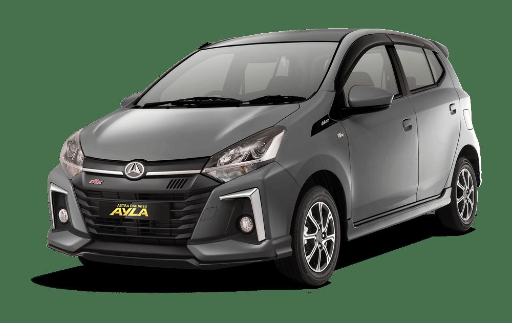 Daihatsu Ayla 1.2 R Deluxe AT