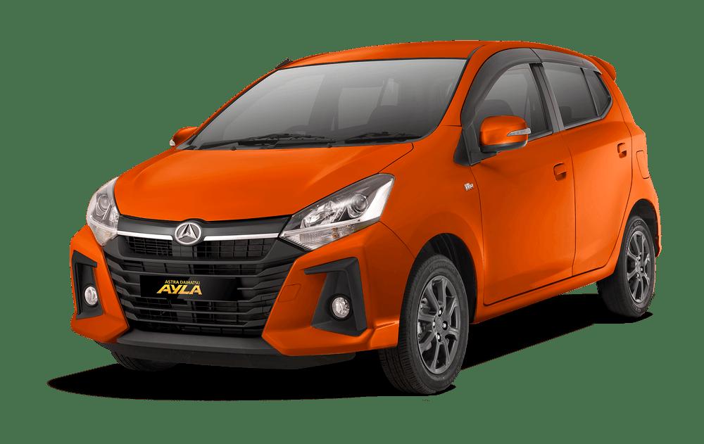 Daihatsu Ayla 1.2 X AT