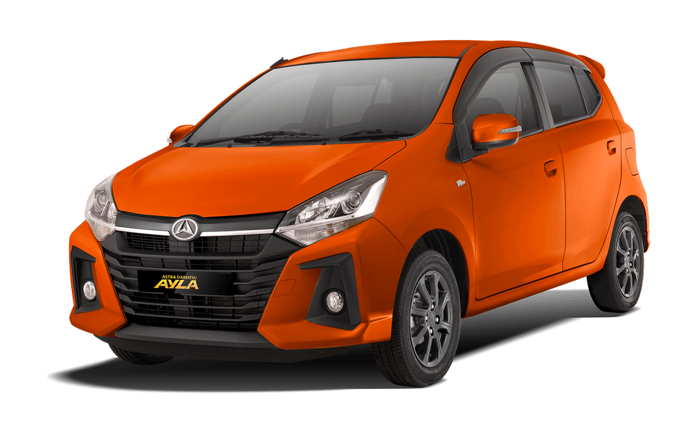 Daihatsu Ayla 1.2 X MT