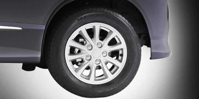 New Alloy Wheel Design