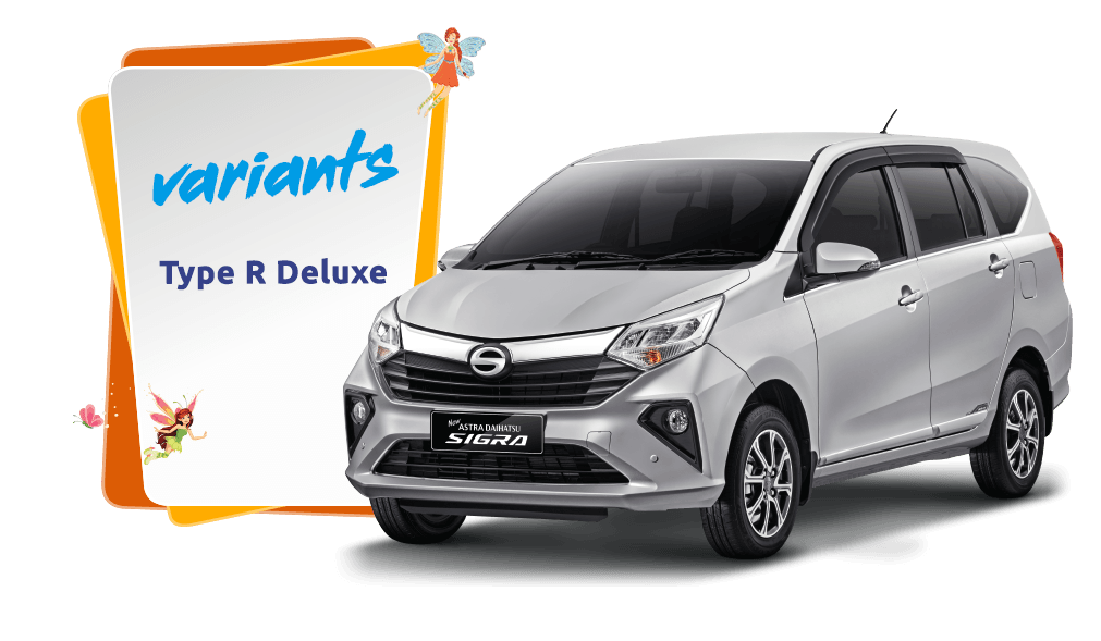 Daihatsu Sigra 1.2 R AT DLX MC