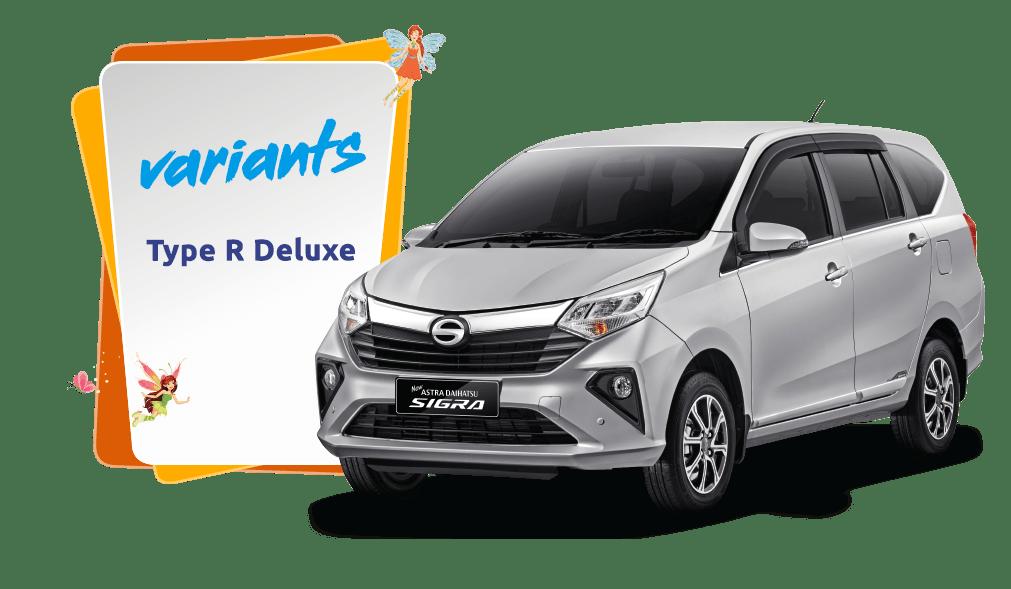 Daihatsu Sigra 1.2 R MT DLX MC