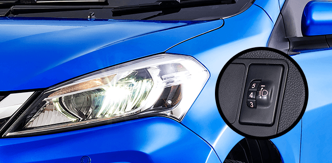 Headlamp Leveling Adjuster