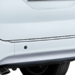 New Rear Bumper Guard With Cover Reflector Lamp (R Custom)