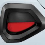 New Rear Reflector Lamp (R Custom)