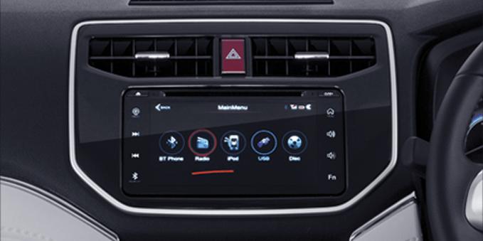 Advance Audio System