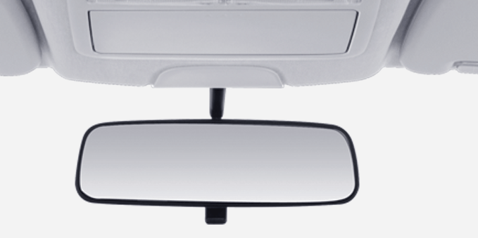 Anti Glare Inner Mirror
