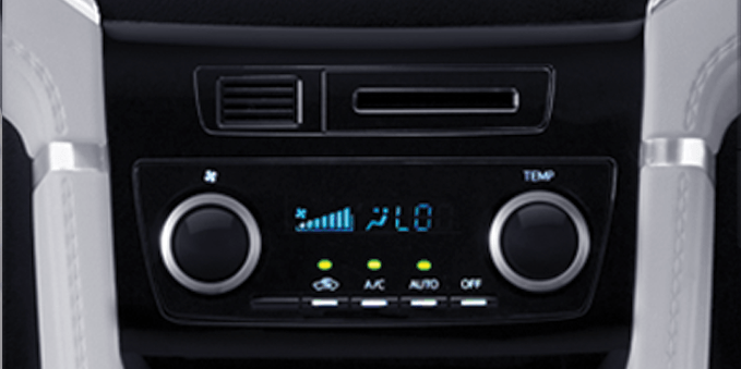 Digital Auto AC