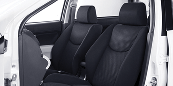 New Seat Material Design