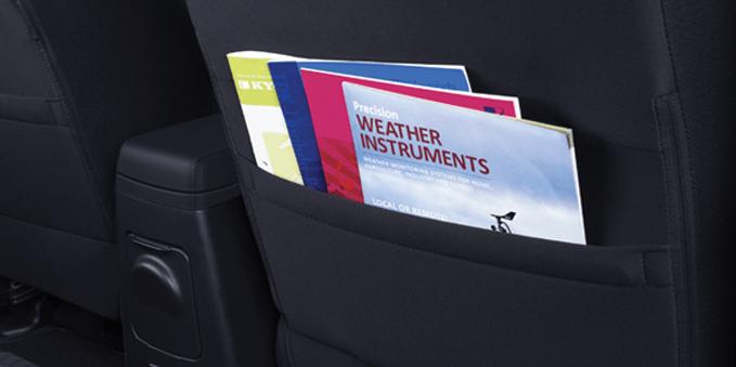 Seat Back Pocket (R All)