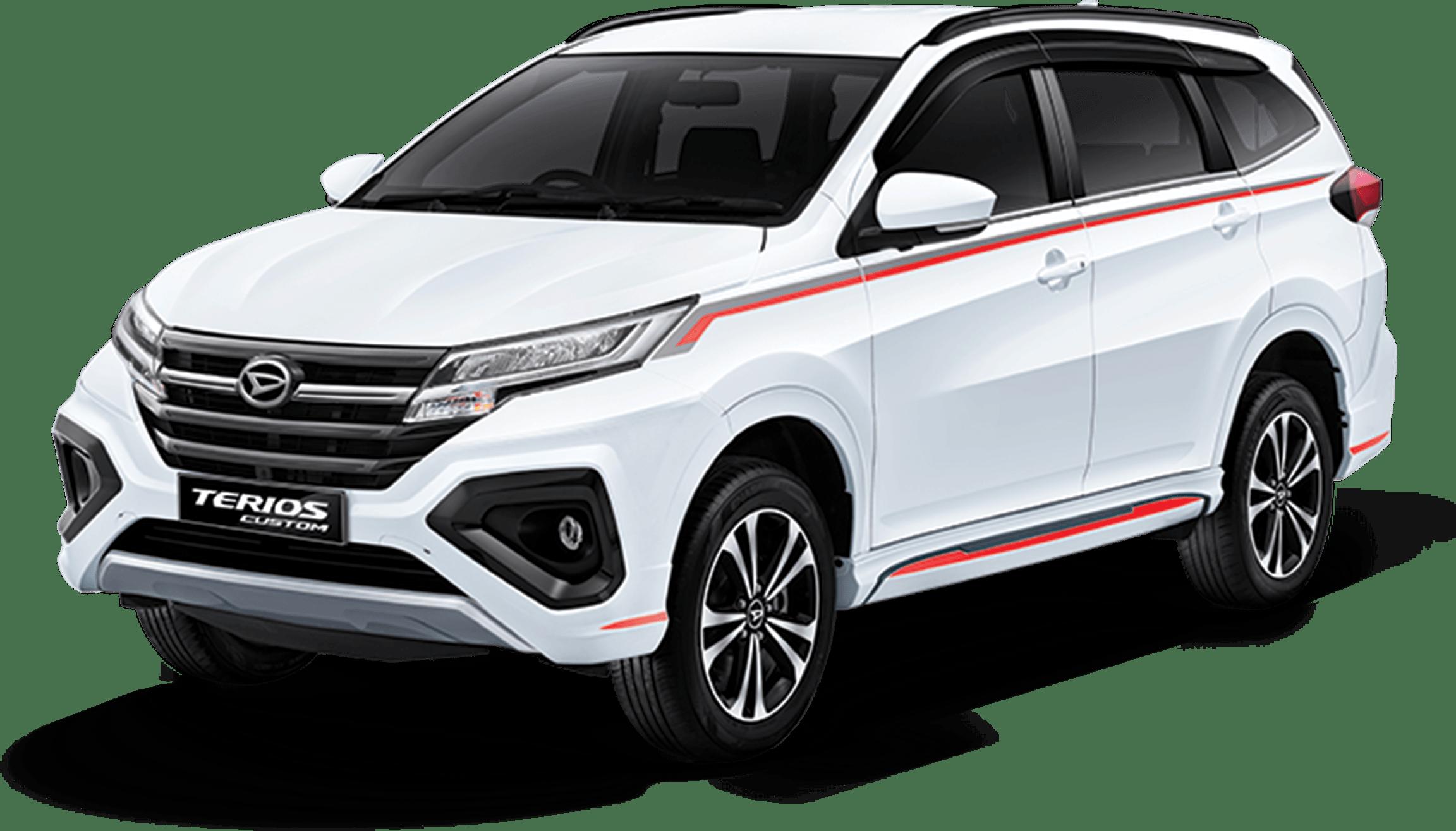 Daihatsu Terios R MT Custom