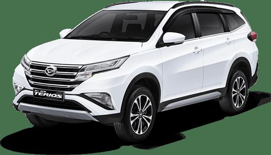 Daihatsu Terios R MT DLX