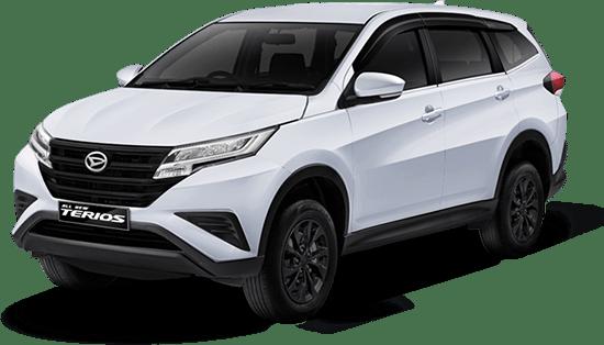 Daihatsu Terios X MT DLX