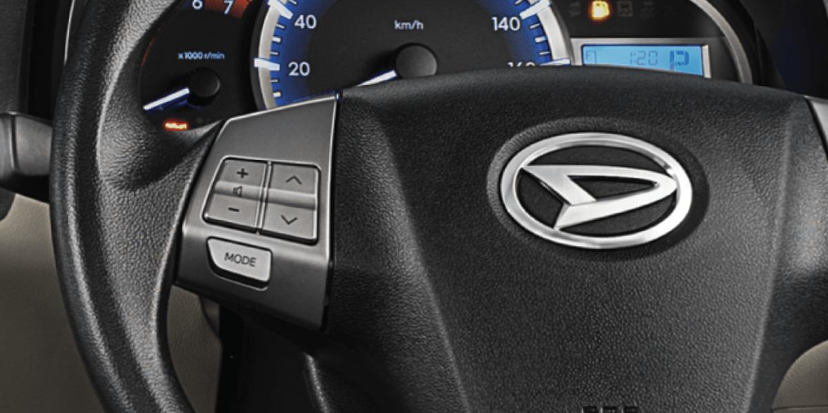 New Audio Steering Switch
