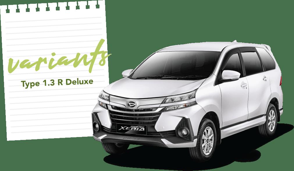 Daihatsu Xenia R MT 1.3 DLX